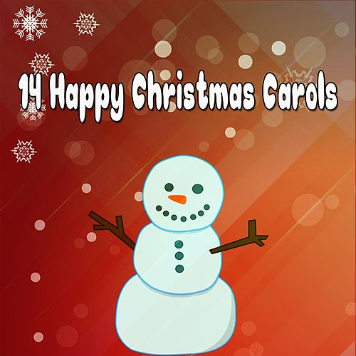 14 Happy Christmas Carols de Christmas Songs