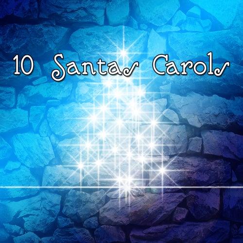 10 Santas Carols by The Merry Christmas Players