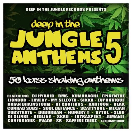 Deep In The Jungle Anthems 5 de Various Artists