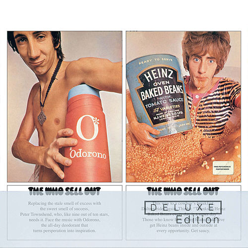 Sell Out (Deluxe Edition) by The Who