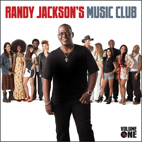 Randy Jackson's Music Club, Volume One (Japan) by Randy Jackson