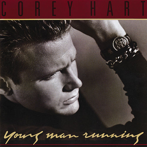 Young Man Running by Corey Hart