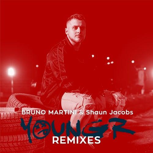 Youngr (Remixes) de Bruno Martini