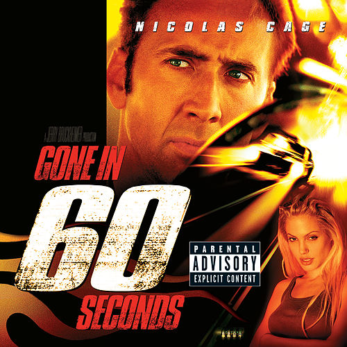 Gone In 60 Seconds - Original Motion Picture Soundtrack by Various Artists