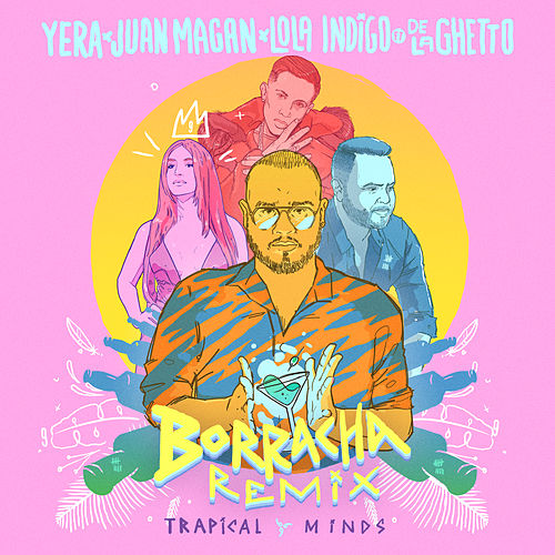Borracha (Remix) by El Yera