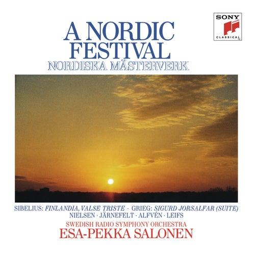 Esa-Pekka Salonen - A Nordic Festival by Esa-Pekka Salonen