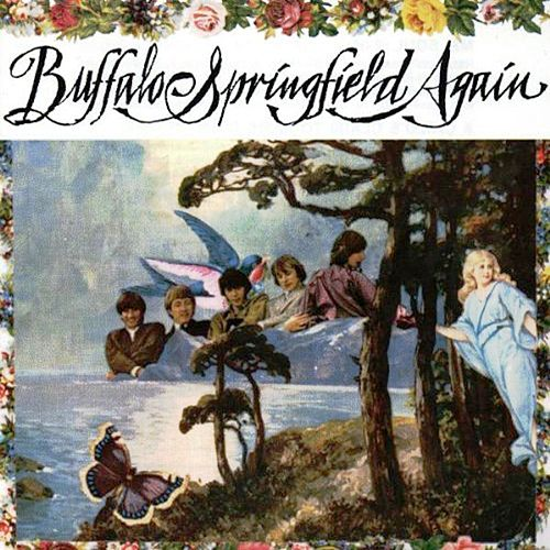 Buffalo Springfield Again by Buffalo Springfield