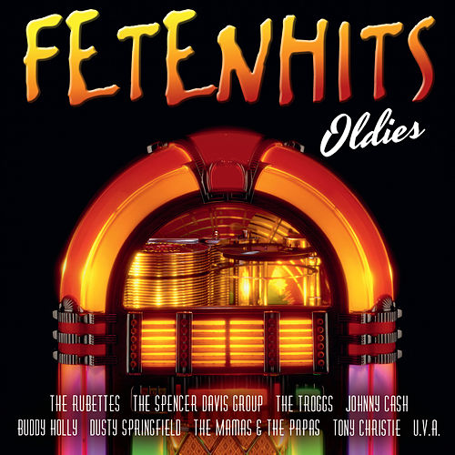 Fetenhits - Oldies von Various Artists