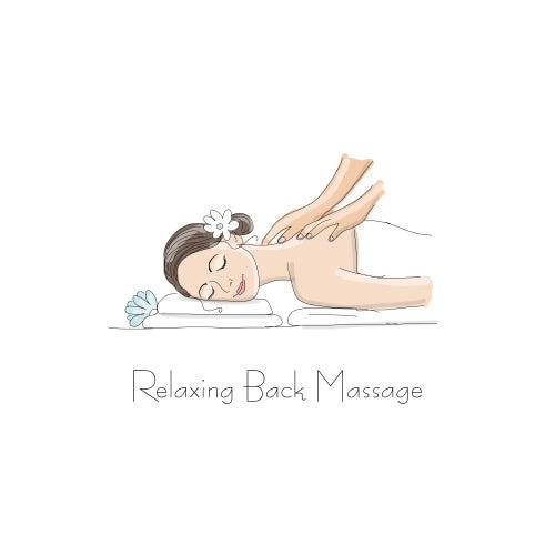 Relaxing Back Massage de Massage Tribe