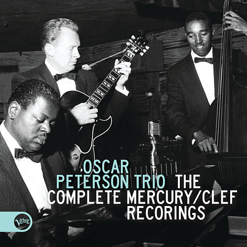 The Complete Mercury/Clef Recordings de Oscar Peterson