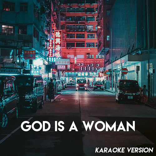 God is a woman (Backing Track with Backing Vocals) von Sassydee