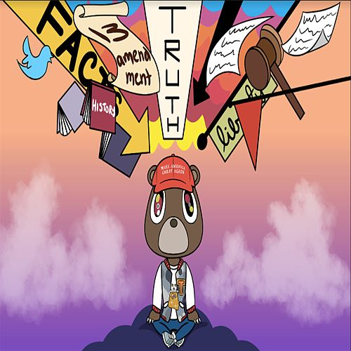 Make Kanye Great Again by Tray Joinzz