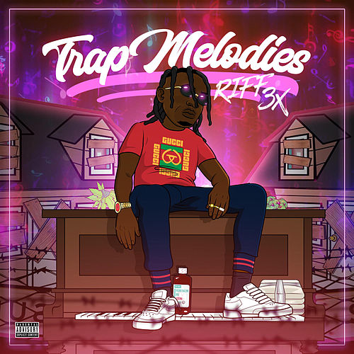 Trap Melodies by Riff 3x