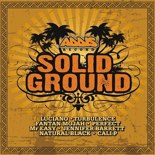 Solid Ground Riddim by Various Artists