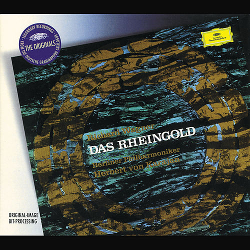 Wagner: Das Rheingold by Richard Wagner