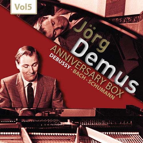 Anniversary Box: Jörg Demus, Vol. 5 von Jörg Demus