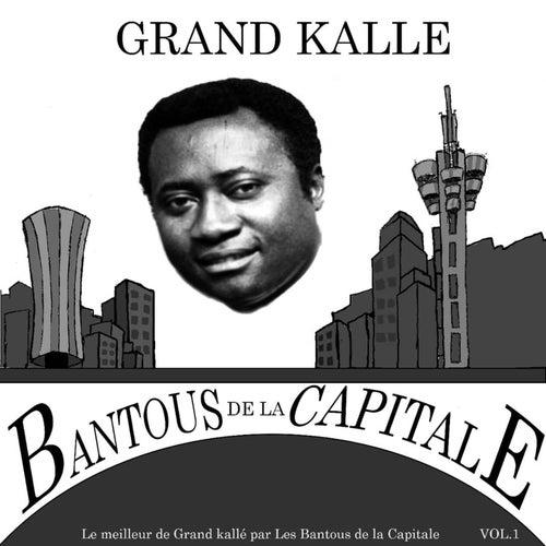 Le meilleur du Grand Kallé, Vol. 1 by Les Bantous De La Capitale