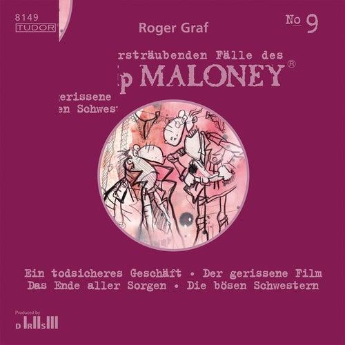 Die haarsträubenden Fälle des Philip Maloney, Vol. 9 von Michael Schacht