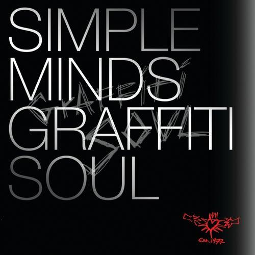 Graffiti Soul de Simple Minds