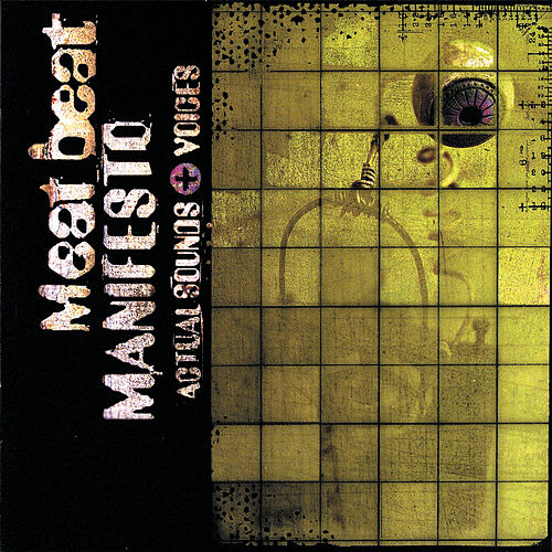 Actual Sounds & Voices by Meat Beat Manifesto
