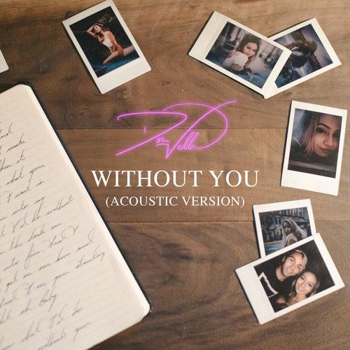 Without You (Acoustic Version) de Don Vedda