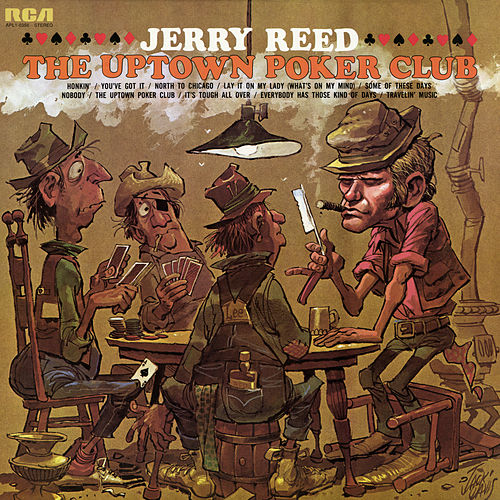 The Uptown Poker Club de Jerry Reed
