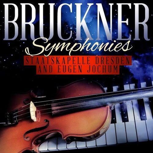 Bruckner Symphonies de Staatskapelle Dresden