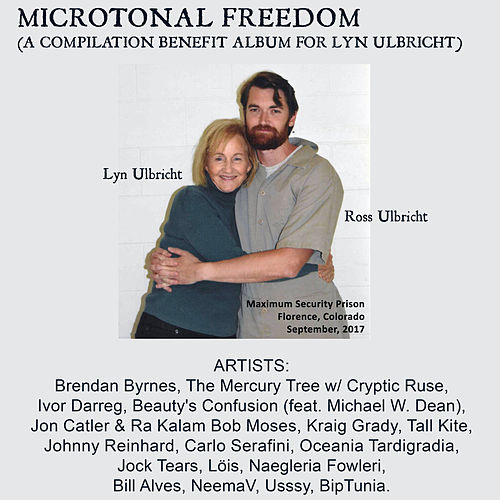 Microtonal Freedom (a Compilation Benefit Album For Lyn Ulbricht) by Various Artists