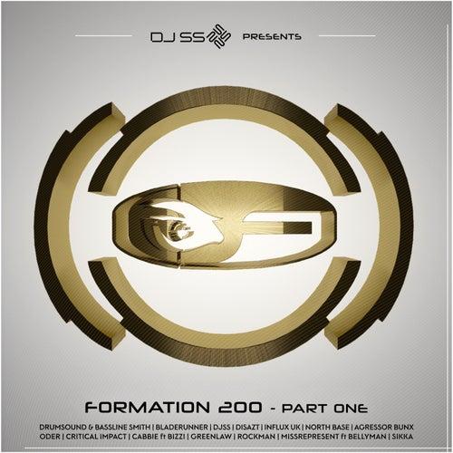 DJ SS Presents: Formation 200, Pt. 1 de Various Artists