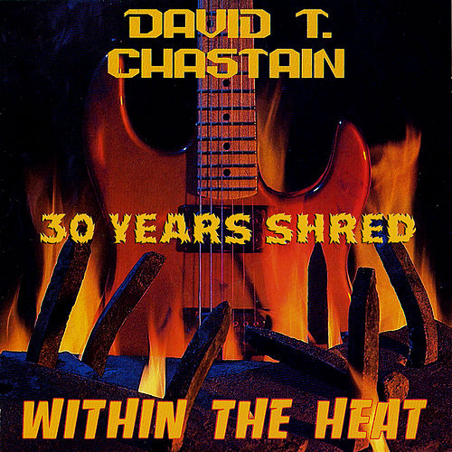 Within the Heat: 30 Years Shred by David T. Chastain
