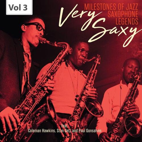 Milestones of Jazz Saxophone Legends: Very Saxy, Vol. 3 de Dizzy Gillespie