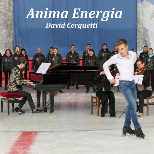 Anima energia de David Cerquetti