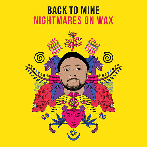 Back to Mine: Nightmares on Wax by Various Artists