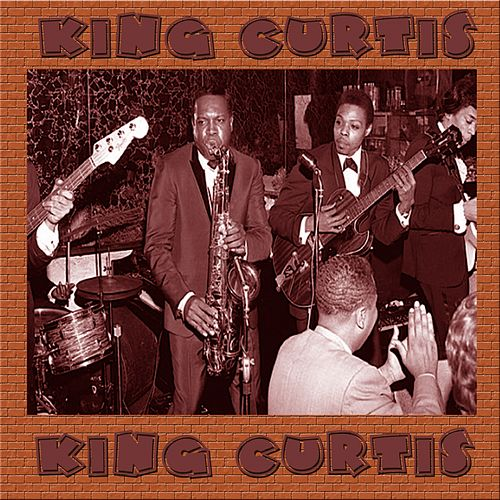 Live All over the Place de King Curtis