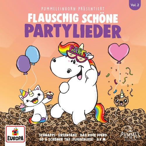 Pummeleinhorn präsentiert flauschig schöne Partylieder von Lena, Felix & die Kita-Kids