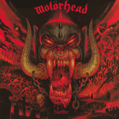 Sacrifice de Motörhead