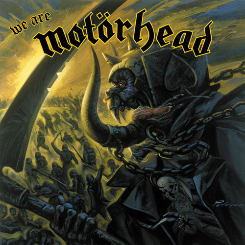 We Are Motörhead de Motörhead