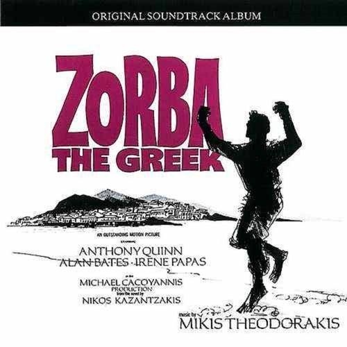 Zorba The Greek - Original Soundtrack by Mikis Theodorakis (Μίκης Θεοδωράκης)