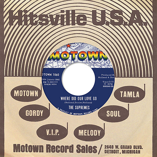 The Complete Motown Singles Vol. 4: 1964 von Various Artists