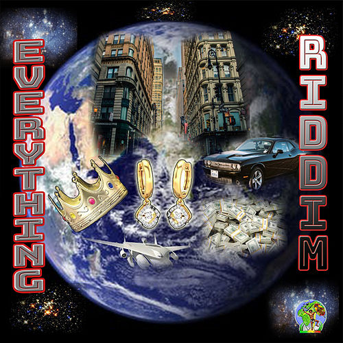 Everything Riddim de Various