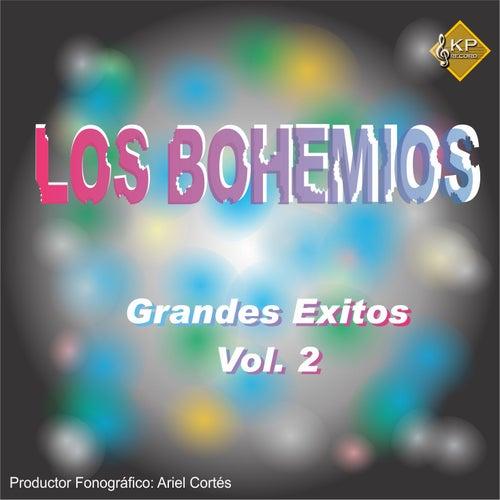 Grandes Exitos, Vol. 2 de Bohemios