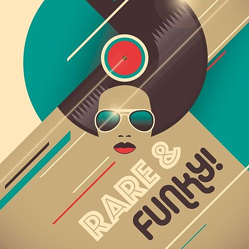 Rare & Funky! by Various Artists