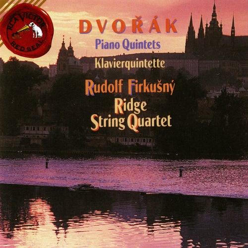 Dvorak: Piano Quintets, Op. 5 & 81 de Rudolf Firkusny