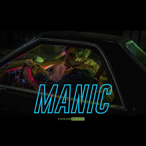 Manic by Packard Browne