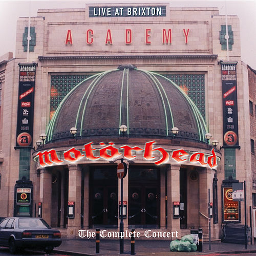 Live at Brixton Academy by Motörhead