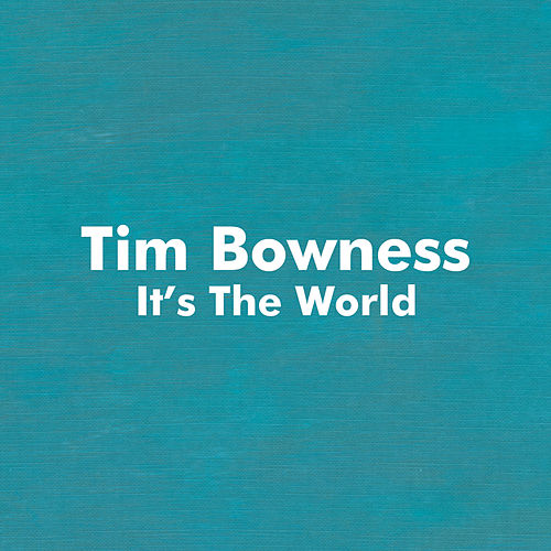 It's the World by Tim Bowness
