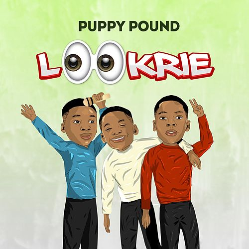 Lookrie by Puppy Pound