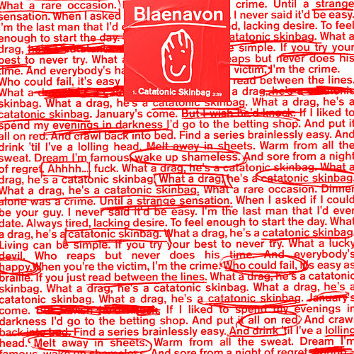 Catatonic Skinbag de Blaenavon