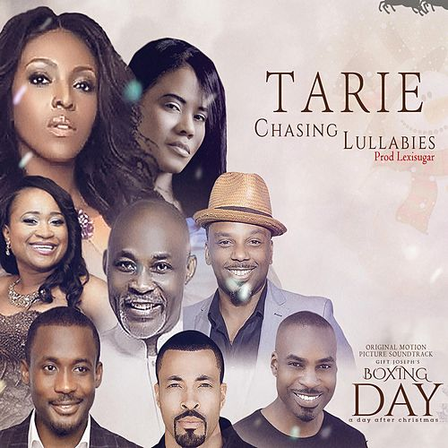 Chasing Lullabies (Original Motion Picture Soundtrack) by Tarie