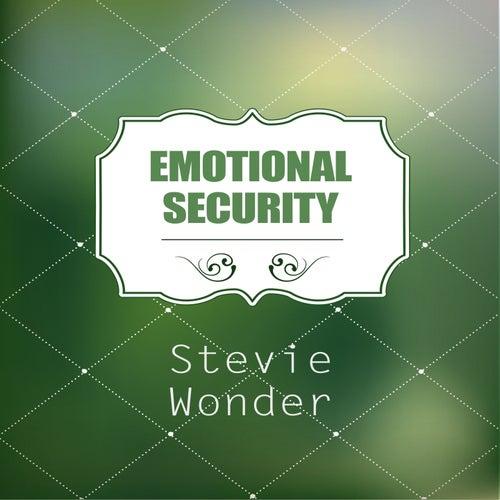 Emotional Security de Stevie Wonder